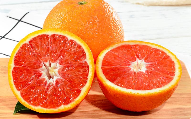 湖北中华红血橙5*500g