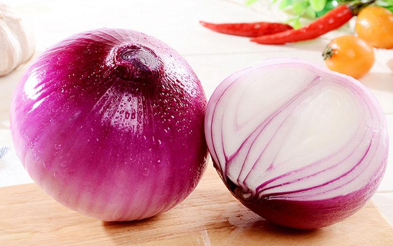 云南紫皮洋葱